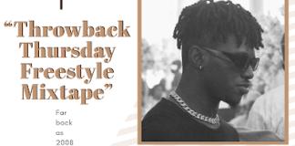 DJ Latitude ThrowBack Thursday Freestyle Mixtape