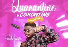 DJ PlentySongz Quarantine And Corontine Party Mix
