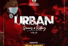 DJ Harmony Urban Grooves & Riddimz Mix Vol 6