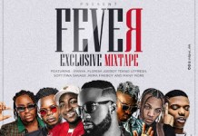 DJ Jozi Fever Exclusive Mixtape