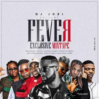 DJ Jozi Fever Exclusive Mixtape