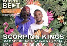 DJ Maphorisa & Kabza De Small Barcadi Amapiano Live Mix