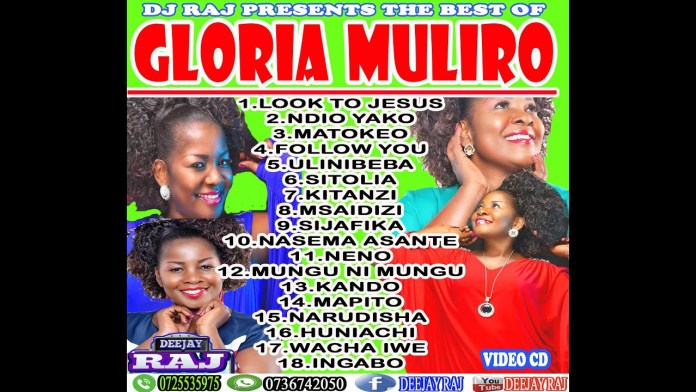 Best Of Gloria Muliro Gospel Mix Songs Mp3 Download - Gloria Muliro Luhya Songs