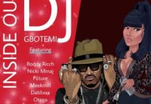 DJ Gbotemi Inside Out Trap Mix