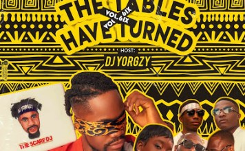 DJ Yorgzy The Tables Have Turned Mix Vol 6