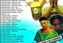 DJ Lamszxy Best Of Joeboy x Diamond Jimma x Bella Shmurda Mixtape