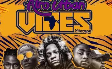 DJ Mellowshe Afro Urban Vibes Mix