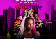 DJ PlentySongz Mp3Bullet Monthly Mixtape July 2020 Edition