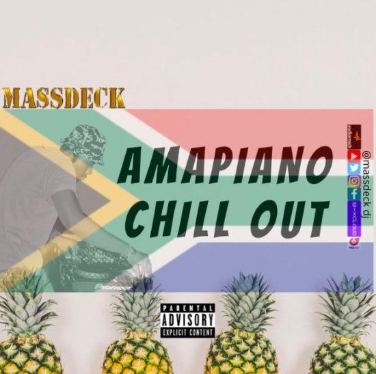 Massdeck DJ Best Amapiano Mix 2020 Download Fakaza Vol 2