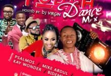DJ Virgin Todah Dance Mix