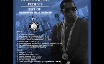 Best Of Puff Daddy Mixtape DJ Mix Mp3 Download