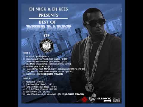 Best Of Puff Daddy Mixtape DJ Mix Mp3 Download