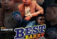 DJ Mommy's Pet Best Of Barry Jhay Vs Seyi Vibes DJ Mix 2020