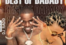 DJ Rado Best Of Dababy dj mix 2020