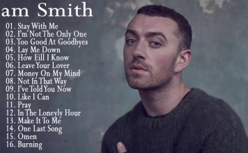 Best Of Sam Smith Mixtape DJ Mix Mp3 Download - Sam Smith Greatest Hits CD Download