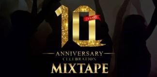 DJ Baddo Tooxclusive 10 Years Anniversary Celebration Mix