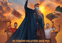 DJ Candle October Revolution 2020 Mix