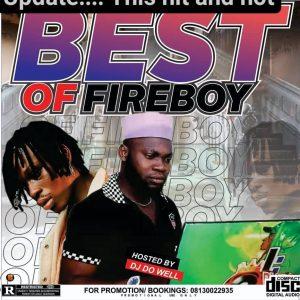 DJ Do Well Best Of Fireboy Album Mixtape DJ Mix