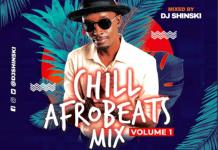 DJ Shinski Chill Afrobeat Naija Mix Vol 1