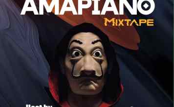 DJ Teekay Money Heist Amapiano Mixtape