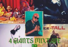 DJ Kay Yankz 4 Giants Mixtape