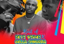 DJ OP Dot Best Of Seyi Vibes And Bella Shmurda Mix DJ Mixtape