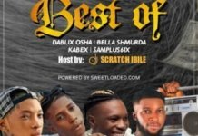 Best Of Dablixx Osha, Samplus6ix, Bella Shmurda And Kabex Ika DJ Mix Mixtape 2021 Mp3 Download