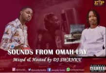 DJ Swanky Sounds From Omah Lay DJ Mix Mixtape 2021 mp3 download