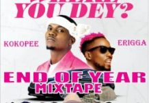 International DJ Spize Where You Dey End Of The Year Mixtape
