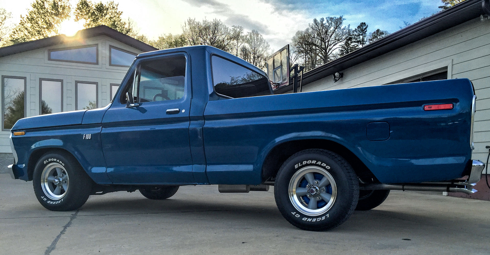 hight resolution of 1975 ford f100 4x4
