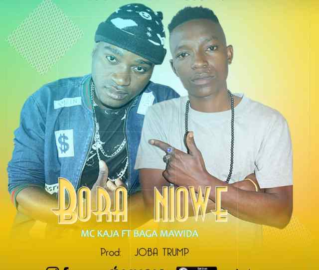 Audio Mc Kaja Ft Baga Mawida Bora Niowe Download Dj Mwanga