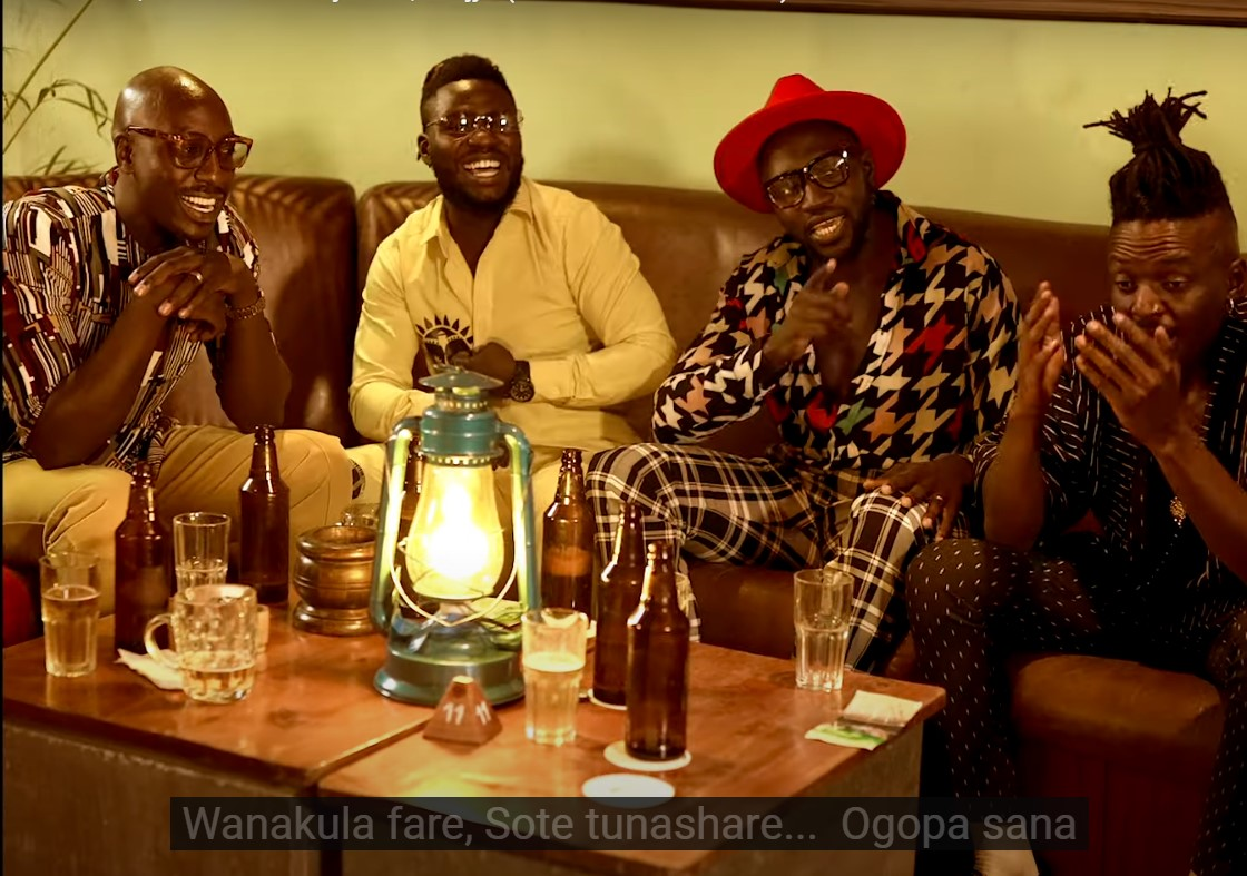 VIDEO | Bensoul Ft. Sauti Sol, Nviiri The Storyteller, Mejja – Nairobi