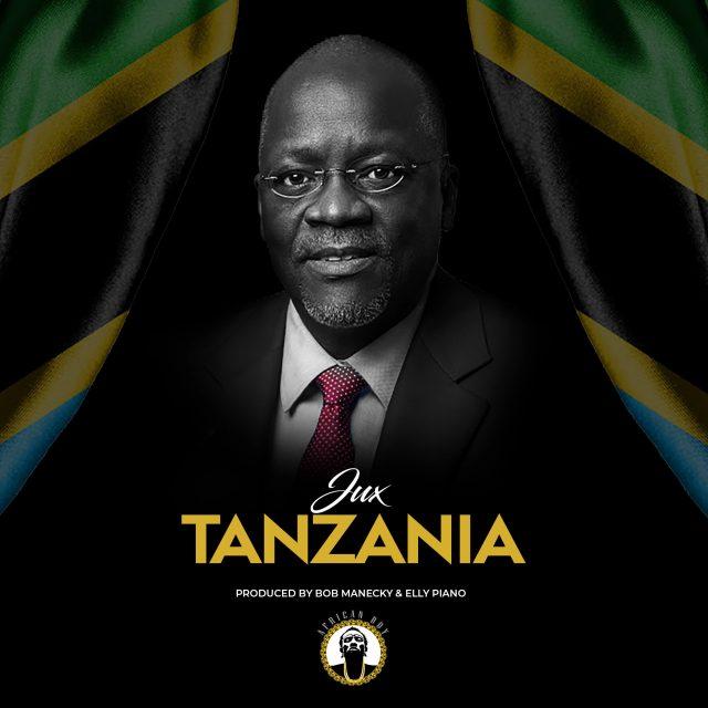 Jux Tanzania Official Artwork