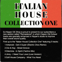 Italian House Collection One_200b