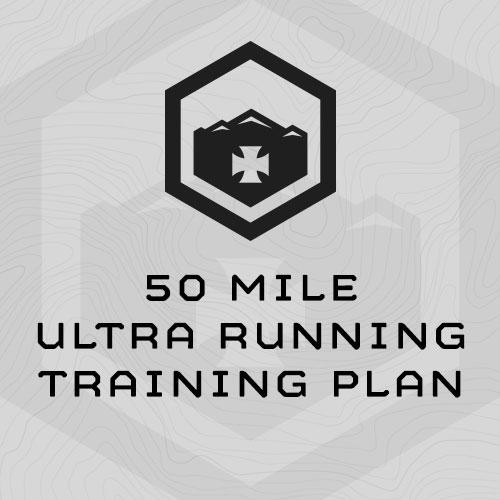 50 Mile Ultra Running Training Plan