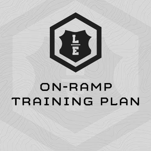 On-Ramp Training Program