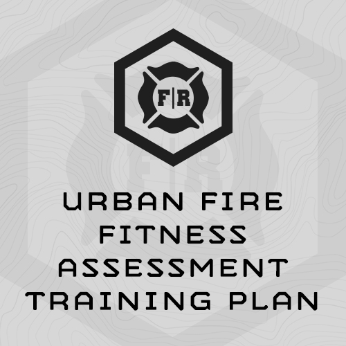 Urban Fire Fitness Training Program