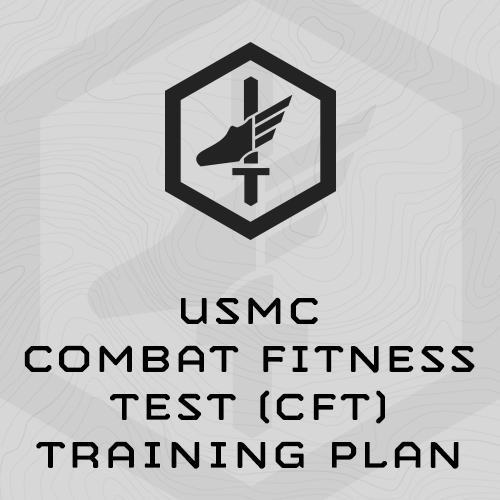 USMC Combat Fitness Test (CFT) Training Plan