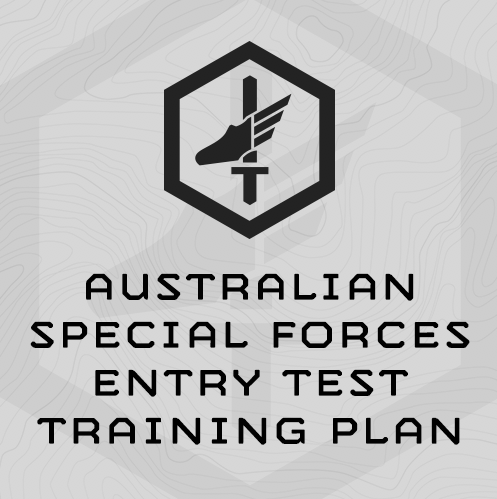 Australian Special Forces Entry Test Training Plan