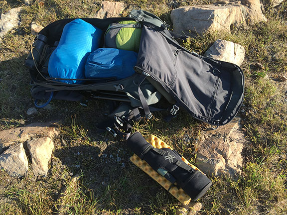 Hunting Pack Gear Test: Exo Mountain Gear 3500 Tops ...