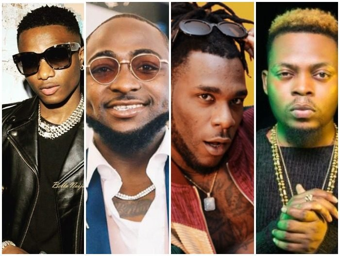 List Of All Top Nigerian Musicians Name (A - Z)
