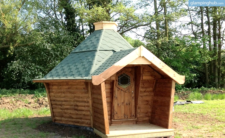 Rent EcoPods in York  Environmentally friendly camping