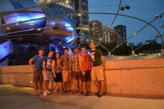Millennium Park - Chicago, Illinois - August 2012