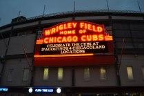 Wrigley Field - Chicago, Illinois, February 2013