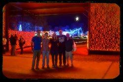 Santa's Village - College Station, Texas - December 2012