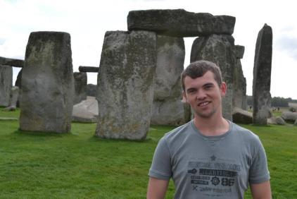 Stonehenge - Wiltshire, England - September 2011