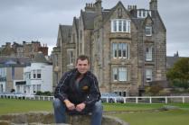 Old Course - St. Andrews, Scotland - September 2011