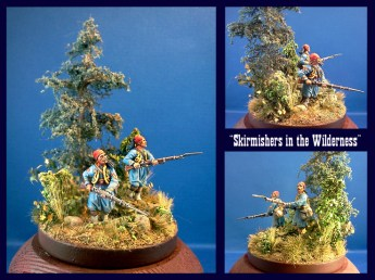 Skirmishers in the Wilderness