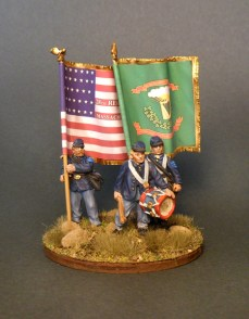 ACW Command Stand