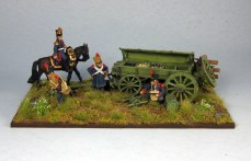 Napoleonic French Caisson